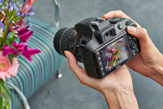 Comparativa 4 mejores cámaras reflex digitales