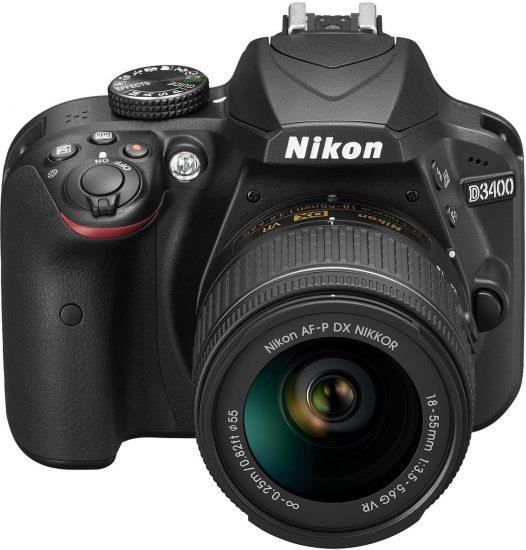 Mejor cámara réflex digital Nikon D3400 – Precios y opiniones