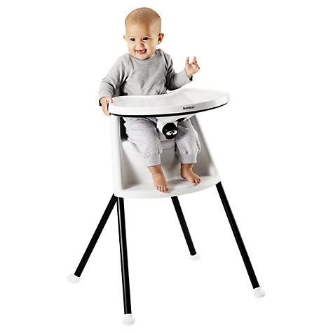 Comparativa 4 mejores tronas para bebés