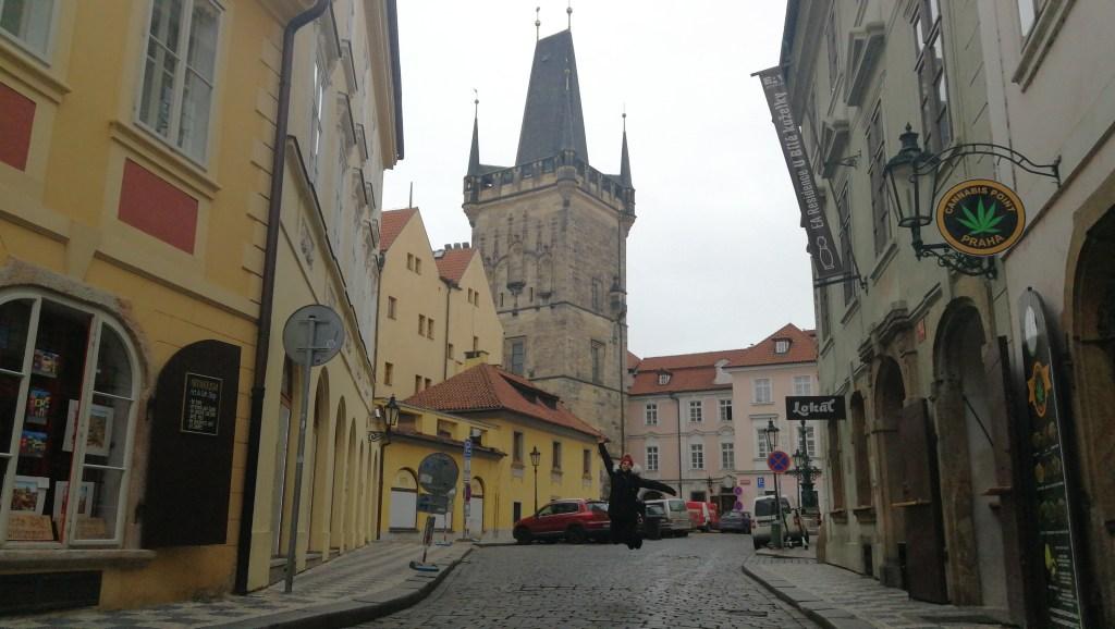 calles de Praga