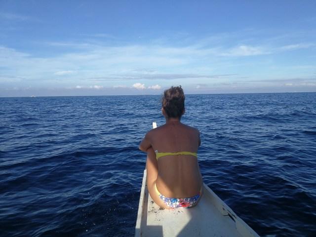 ¿Podríamos llegar en barquito a Bohol?😂😂😂