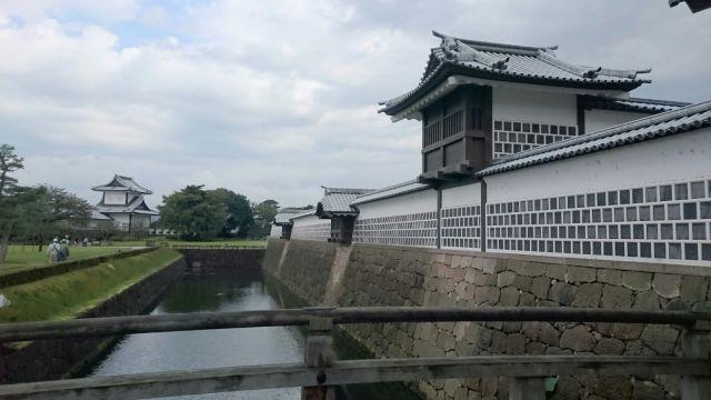 El castillo de Kanazawa fue construido por el clan Maeda.
