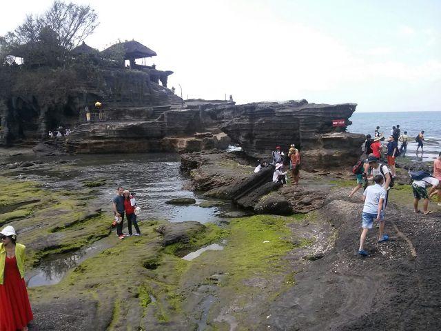 El templo Tanah Lot