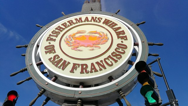 Fisherman's Wharf es un barrio de San Francisco conocido por su animada vida.