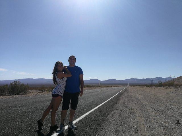Que ver en Death Valley Road es quizás el sitio mas representativo del parque.