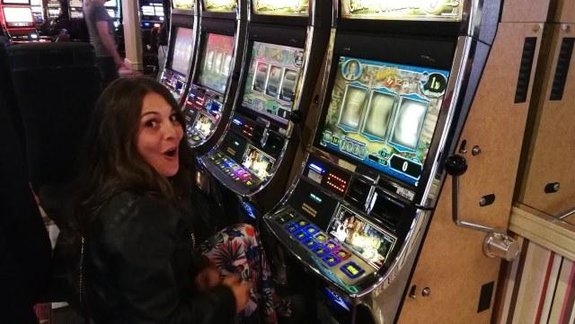Casarse no es lo único que se puede hacer en Las Vegas. La ciudad del juego!!!