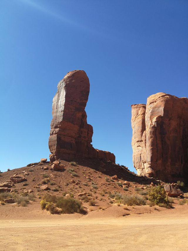 Monument Valley The Thumb