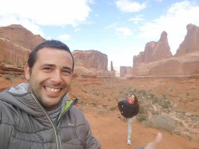 QUE VER EN ARCHES NATIONAL PARK? COSTA OESTE 10
