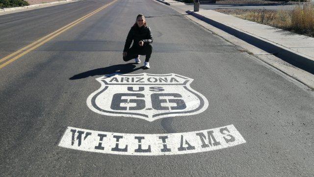 williams ruta 66