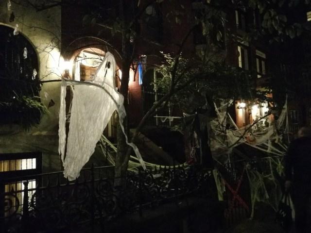 Halloween en las calles de Nueva York