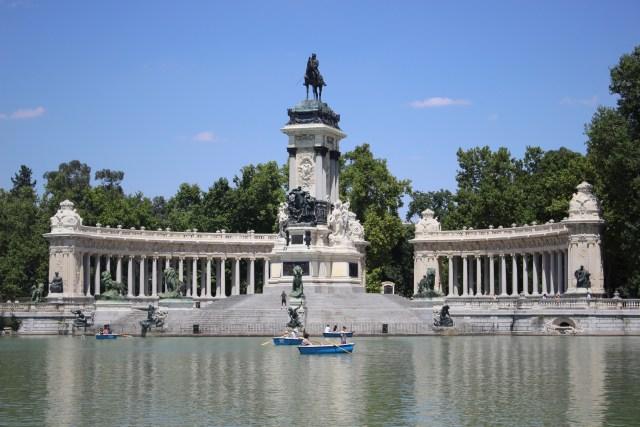 El Parque del Retiro y sus rinconcitos. El pulmón de Madrid para disfrutar!!!