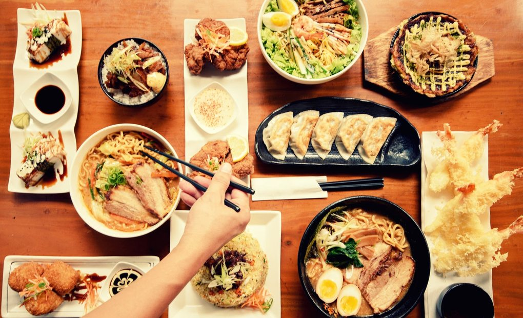 Ingredientes bsicos de cocina japonesa  Gua Repsol