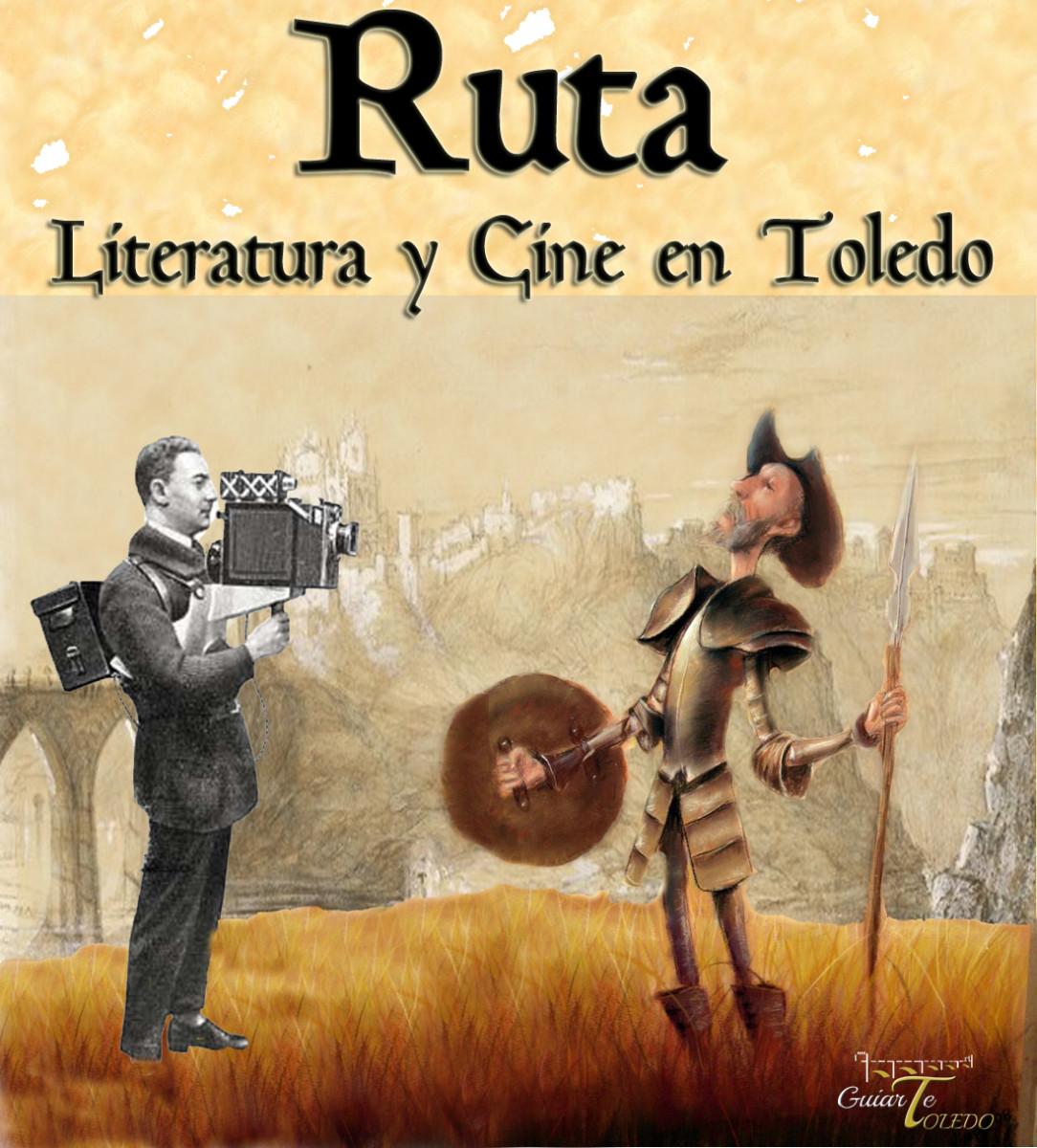 Ruta Literatura y cine en Toledo. Guiarte Toledo