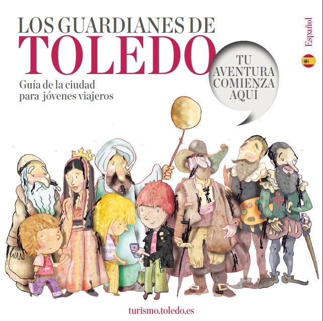Guía de Toledo para pequeños viajeros