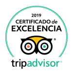 Certificado de excelencia Tripadvisor Guiarte Toledo