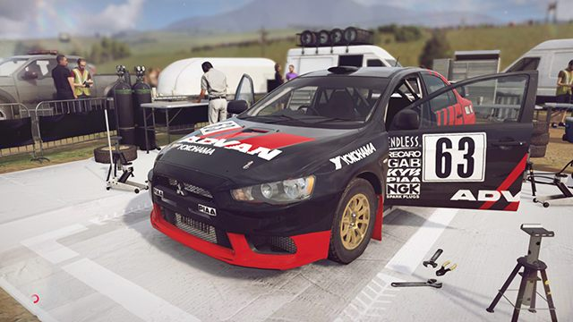 1 - Which cars to buy at the beginning of DiRT Rally 2.0? - FAQ - DiRT Rally 2.0 Guide