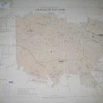 Plano de la ciudad de San José, noviembre de 1906