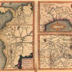 Mapa de Perú y la Florida (incluye Costa Rica)