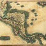 Mapa América del Norte Española