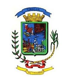 Escudo cantón de Grecia
