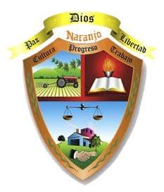Escudo cantón de Naranjo