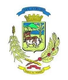 Escudo cantón de San Carlos