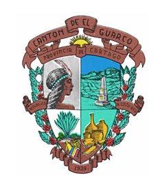 Escudo cantón de El Guarco