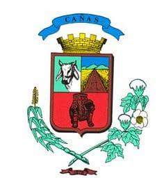 Escudo cantón de Cañas