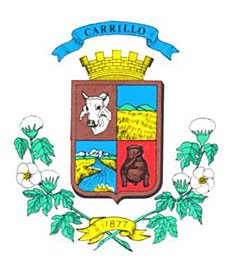 Escudo cantón Carrillo