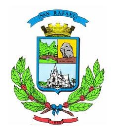 Escudo cantón de San Rafael