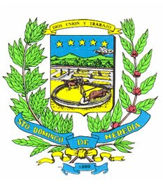 Escudo cantón de Santo Domingp