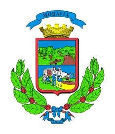 Escudo cantón de Moravia