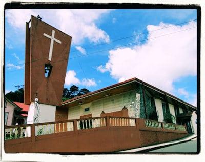 Iglesia de Pacayas