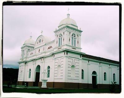 Iglesia Barva de Heredia
