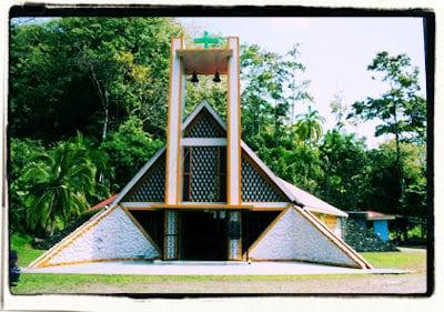 Iglesia de Bri Bri, Talamanca