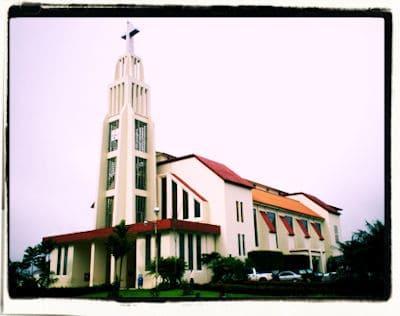 Iglesia de Ciudad Quesada