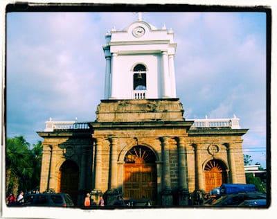 Iglesia de Esparza