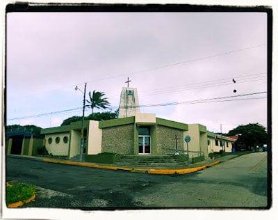 Iglesia de La Cruz, Guanacaste