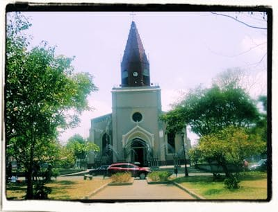 Iglesia de Moravia