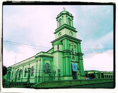 Iglesia de San Pedro de Poás