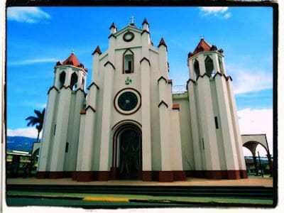 Cantón de Santa Bárbara