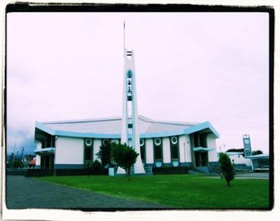Iglesia de Tejar