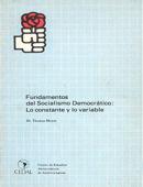 Fundamentos del Socialismo Democrático: lo constante y lo variable