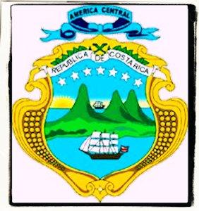 Escudo Nacional de Costa Rica