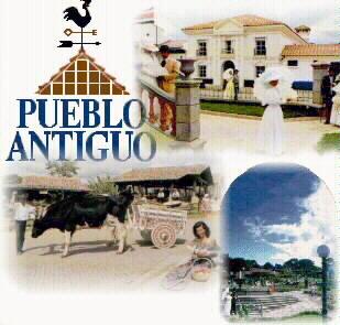 Pueblo Antiguo (Old Town)