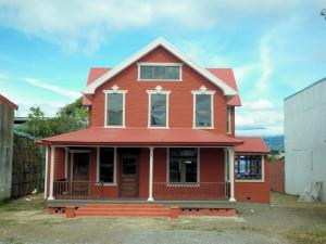 Casa del Dr. Ricardo Jiménez Núñez