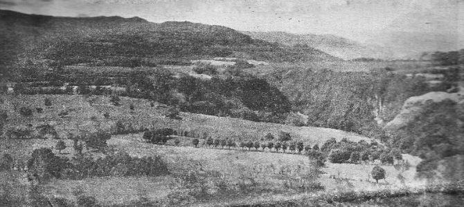 Garcimuñoz, la primera ciudad española del Valle Central