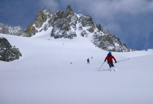 Esqui Montaña Chamonix