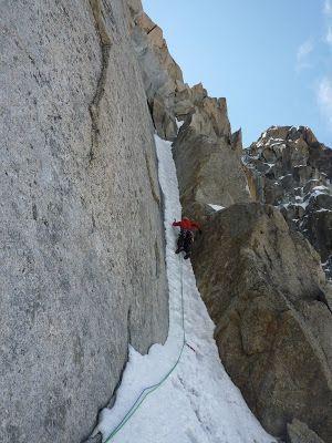 alpinismo perfeccionamiento