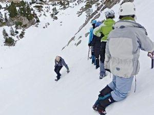 Alpinismo iniciación